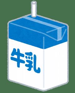 Anaphylaxis-milk