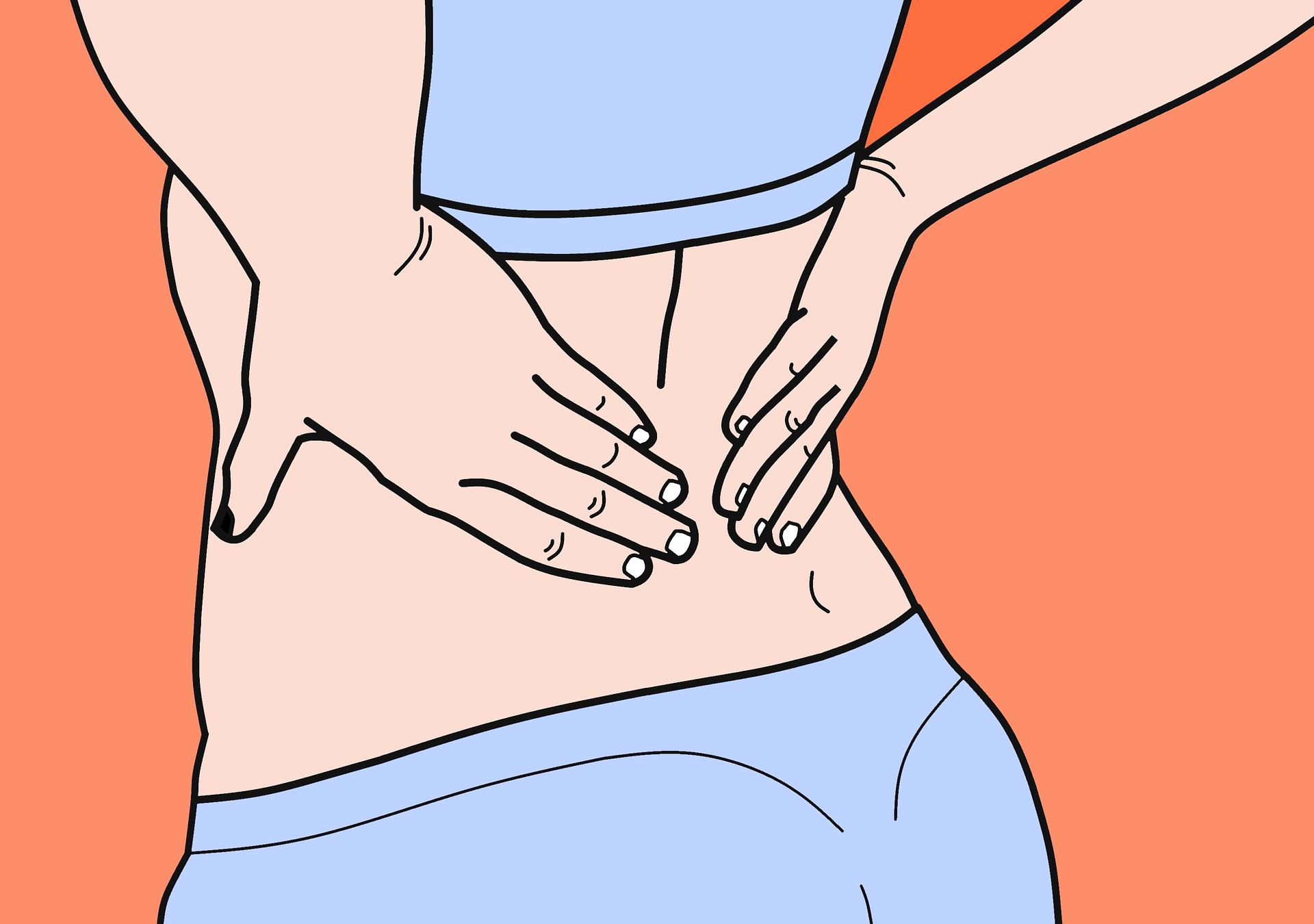 慢性腰痛に対するミオナール錠とテルネリン錠の効果および副作用の比較