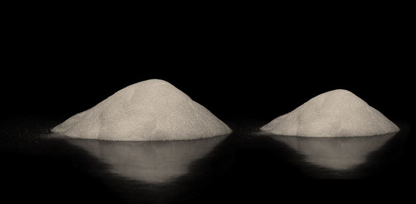重質酸化マグネシウムと酸化マグネシウム