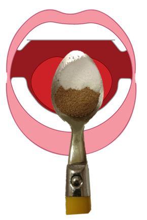 spoon-powder-child