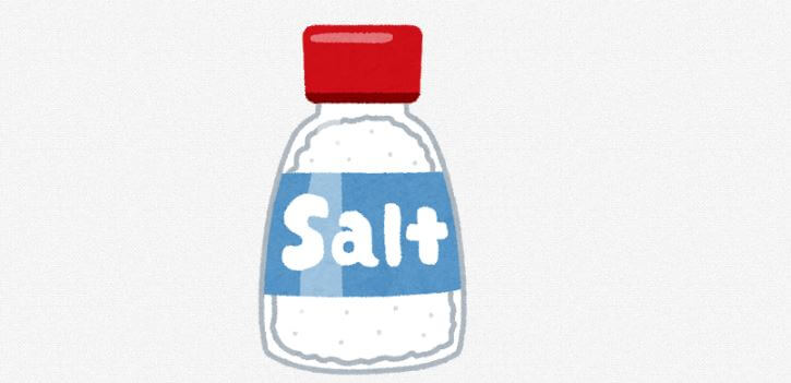salt-bloating